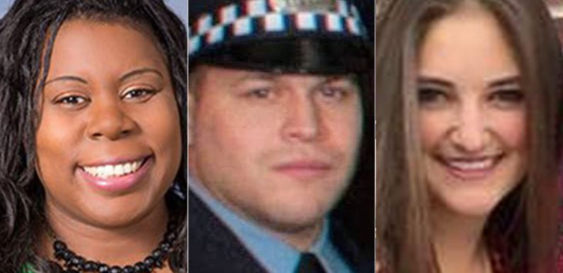 A Devoted Doctor, a Heroic Officer, a Determined Resident: The Chicago Hospital Shooting Victims