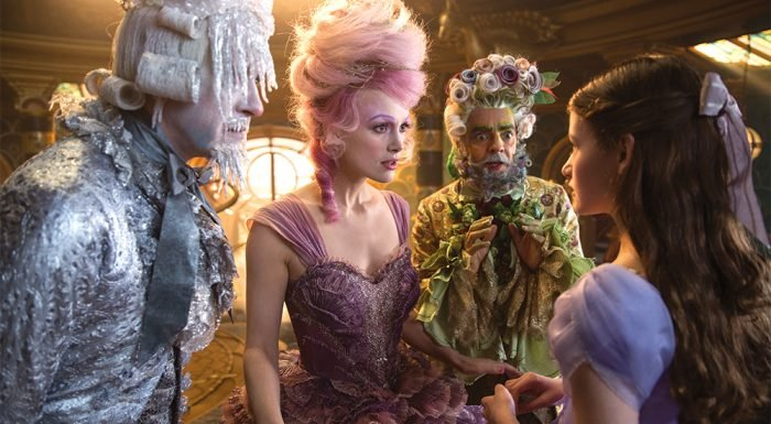 Costume, Production Design Teams Add Emotion to 'Nutcracker and the Four Realms'