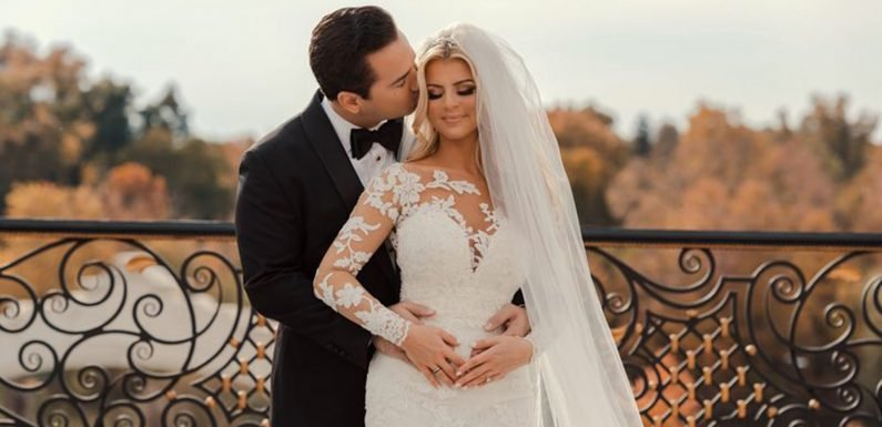 See Mike 'The Situation' Sorrentino's Super Romantic Wedding Photo with WifeLauren Pesce