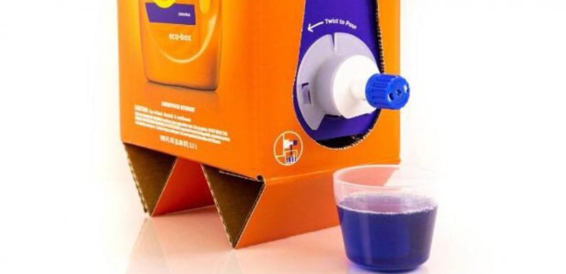 Tide's New Packaging Looks Like Boxed Wine and People Are Concerned