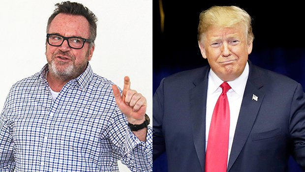 Election Day: Tom Arnold Blasts Trump For Hypocritical Policies — His Own Kids 'Are All Anchor Babies'