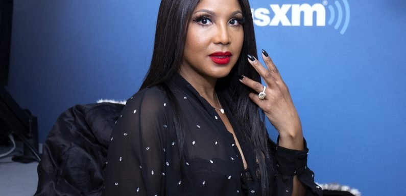 Toni Braxton's engagement ring stolen from her luggage