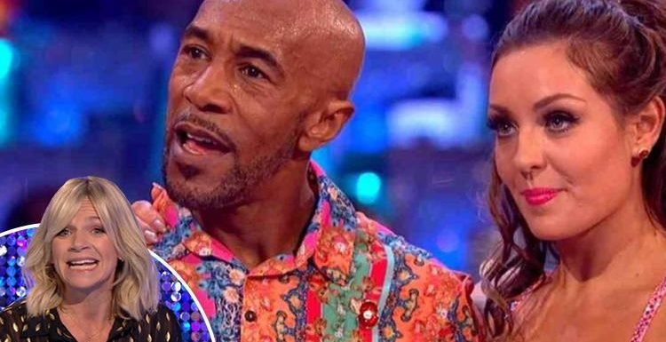 Danny John-Jules is a no-show Strictly's It Takes Two after explosive rant at judges