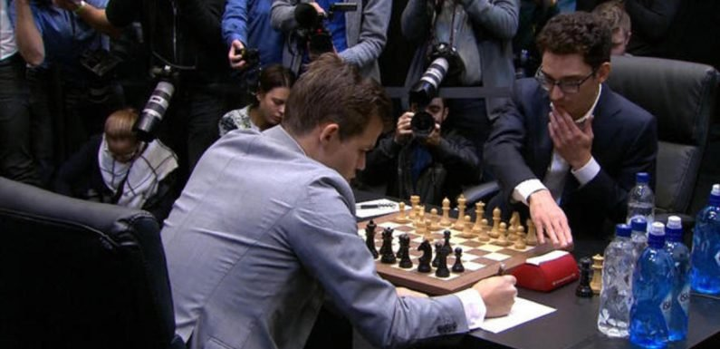 Stalemate at World Chess Championship as American hopes to claim title