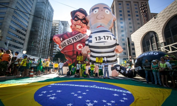Oil trading firms with ties to UK named in Brazil's Car Wash corruption scandal