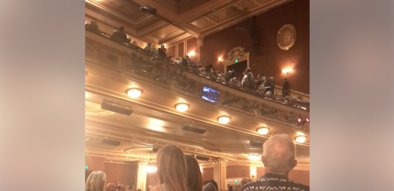 "Man shouts ""Heil Hitler, Heil Trump"" during ""Fiddler On The Roof"" performance in Baltimore"