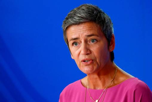 Facebook's Irish tax regime now in Vestager's sights
