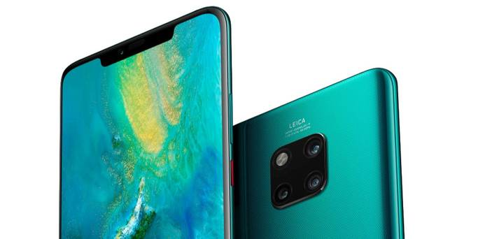 Tech Review: Huawei Mate 20 Pro