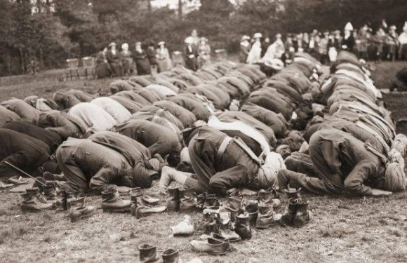 The forgotten Muslim soldiers who fought in First World War trenches for the Allies