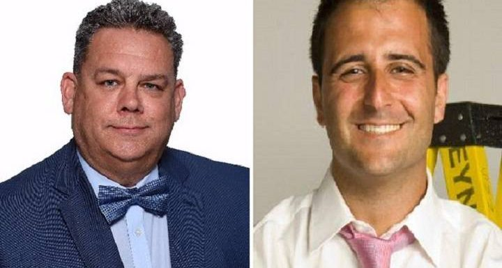 Toronto councillors Mark Grimes, Justin Di Ciano charged under Municipal Elections Act