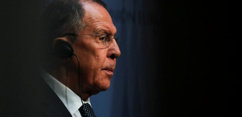 Russian foreign minister 'unpleasantly surprised' by Austrian spying suspicions