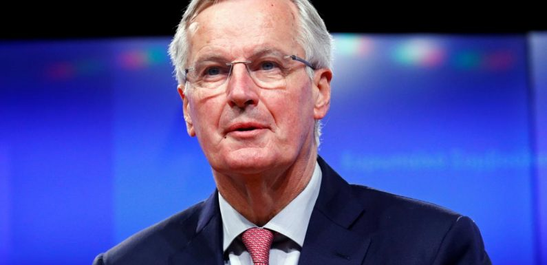 EU's Barnier says draft Brexit deal is 'fair and balanced'