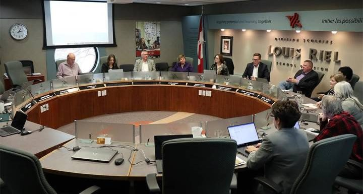 School divisions across Winnipeg elect new board chairs