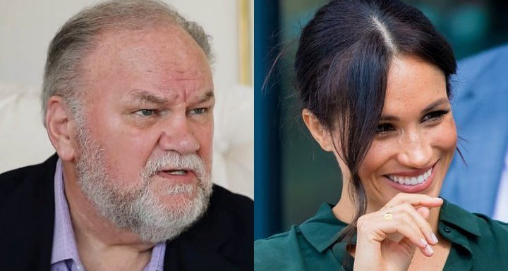 Inside Thomas Markle's Desperate Attempts to Reconnect to Meghan