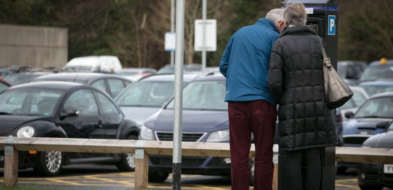 Hospitals scrap free parking for cancer patients and people with disabilities