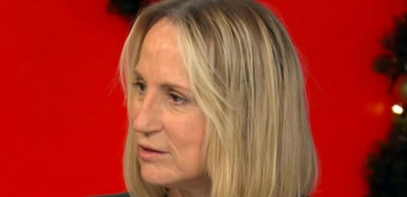 Carol McGiffin admits she agrees with Nick Knowles' moon landing conspiracies