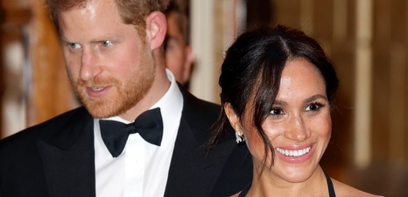 Meghan Markle's life with Prince Harry to be made into BBC musical comedy