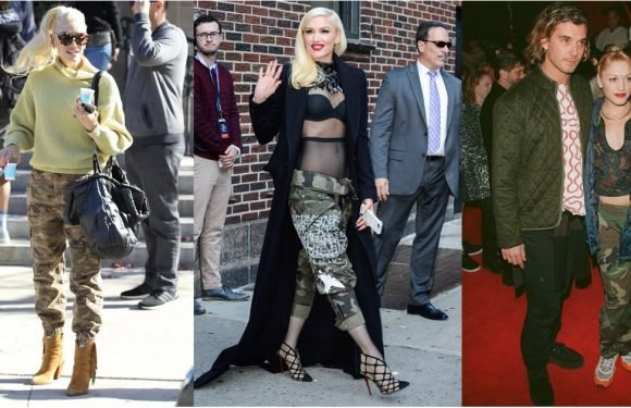 Gwen Stefani Has Been Wearing These Pants Since the '90s, and They're Back, No Doubt