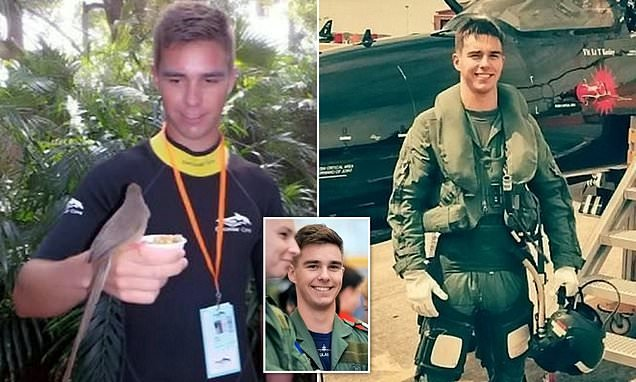 Aspiring pilot took own life as he feared seeking help for depression