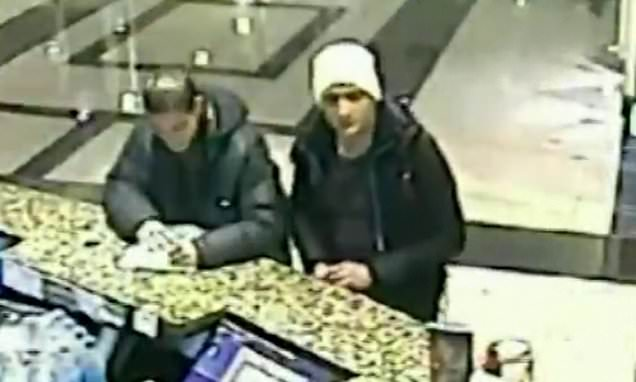 Thief swipes Poppy Appeal collection box from hotel