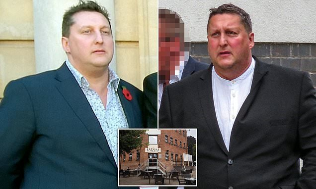 Judge blasts 'aggressive' club boss who 'turned into Hannibal Lecter'
