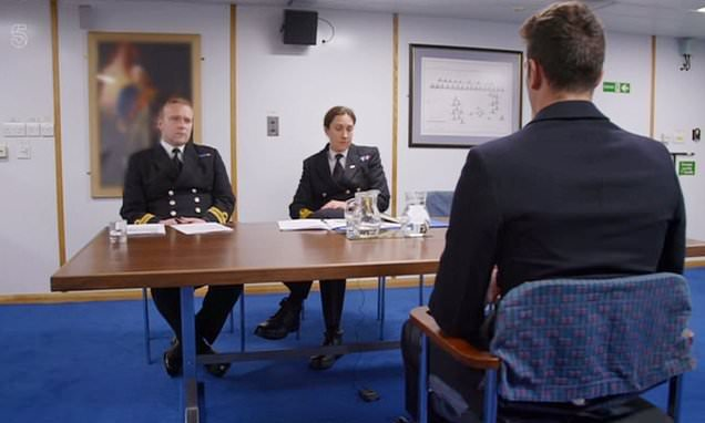 Why did Channel 5 chiefs blur out a portrait of a British naval hero?