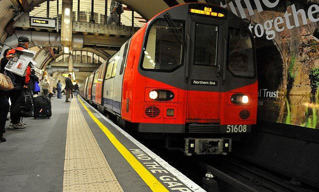 Tube drivers on £100,000-a-year salaries now earn more than PILOTS