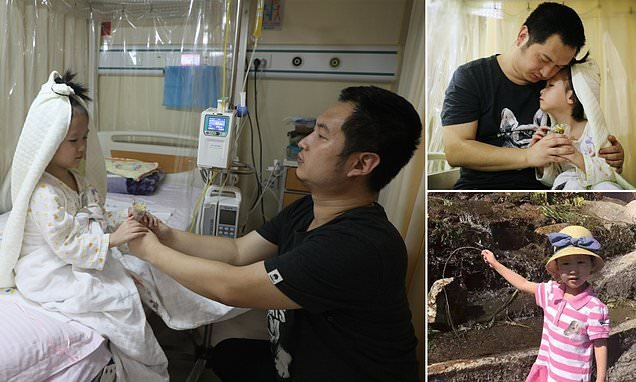 Father 'marries' his dying daughter to help her realise bride dream