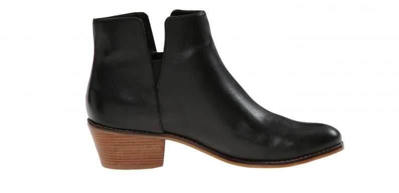 The Perfect Cole Haan Ankle Booties Are More Than Half Off at Zappos