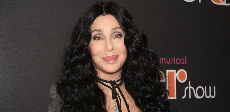 Cher Is Working on an Autobiography and a Biopic About Her Life