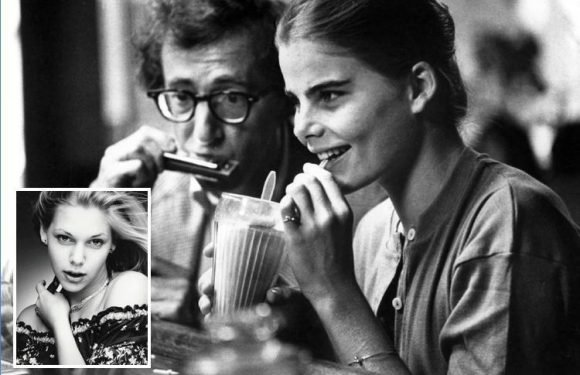 Woody Allen's 'drug-fuelled threesomes with schoolgirl model' inspired Manhattan – his most controversial film, 'victim' claims