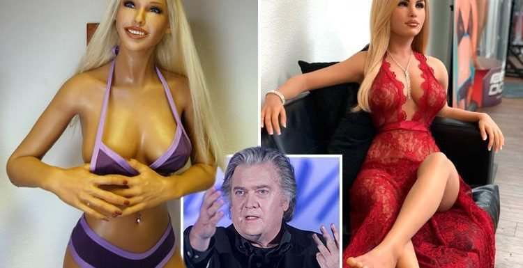 Sex robot convention cancelled over Steve Bannon guest speaker slot – after thousands of 'anti free speech' campaigners protest