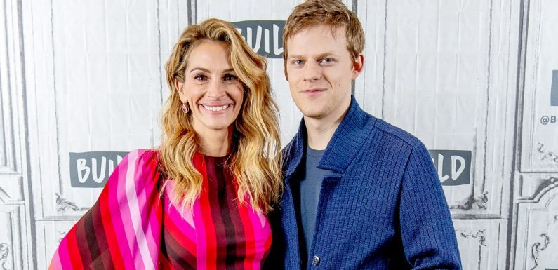 LOL! Julia Roberts and Lucas Hedges Are 'Feuding' Over Thanksgiving