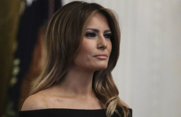 Melania Trump Says 'Opportunist' Media Is The Hardest Thing To Deal With As FLOTUS