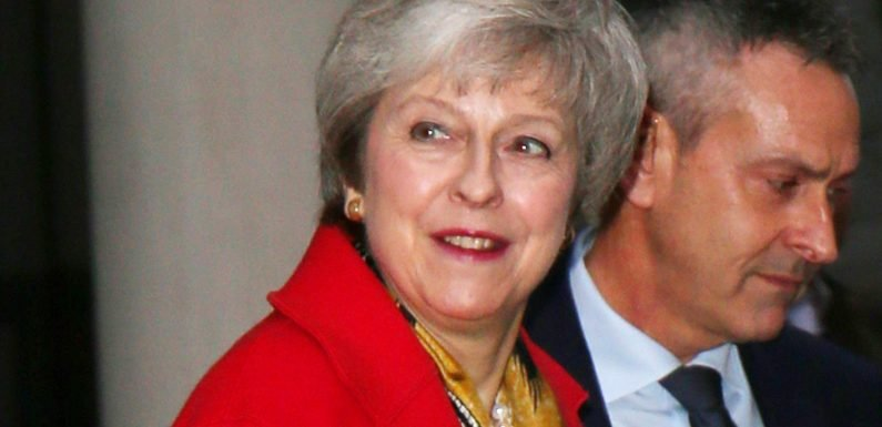 Theresa May says she WON'T postpone key Brexit vote – as ministers beg her to scrap it