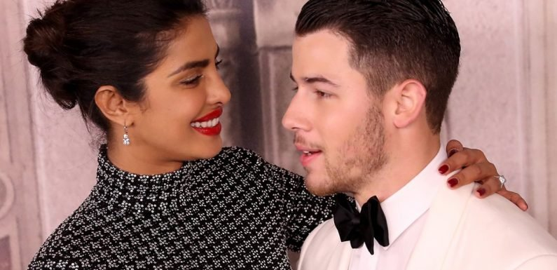 Get A First Look At Nick Jonas' Wedding Ring!