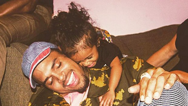Royalty Brown, 4: Chris Brown's Daughter Shows Off Her Dance Moves In Hilarious New Video — Watch