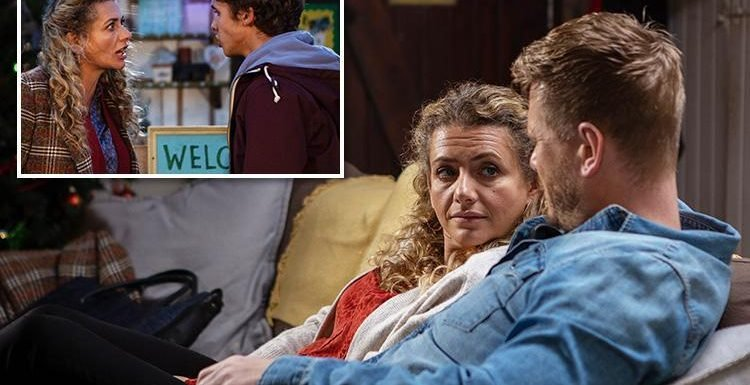 Emmerdale spoilers: Jacob Gallagher tells dad David Metcalfe the truth about his affair with Maya Stepney