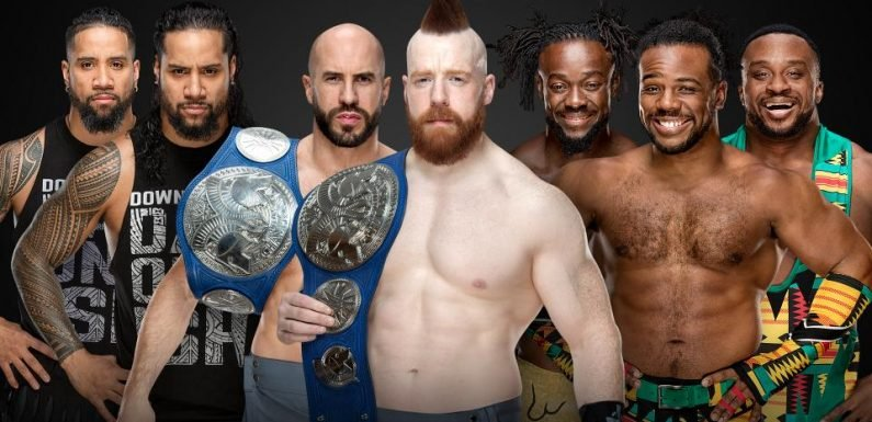 WWE news: More matches added to TLC PPV for December