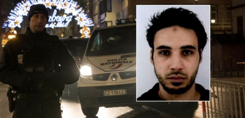 Police confirm they killed Strasbourg shooter after a manhunt