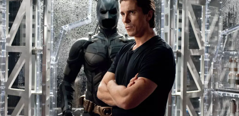 Christian Bale Believes Donald Trump Might Really Think He's Batman