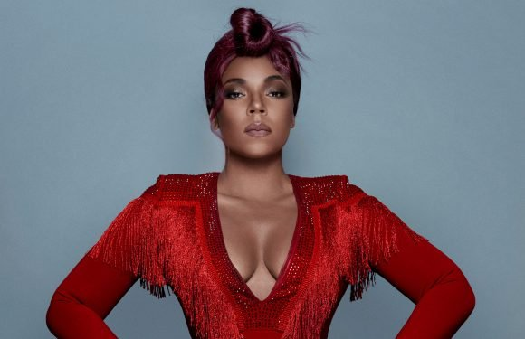 Ashanti's comeback includes a 'sexy and swaggy' fashion line