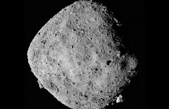 NASA probe has already found signs of water on asteroid