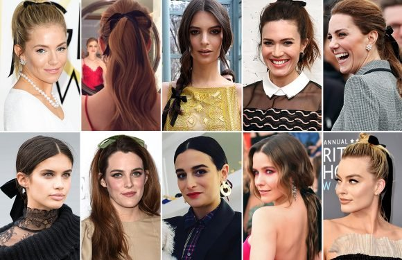 This Year's Prettiest Hair Trend Is Also the Easiest to Do Yourself