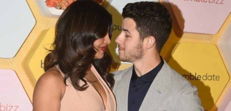 Presenting Mr. and Mrs. Jonas! Nick and Priyanka Make Their Red Carpet Debut as Husband and Wife