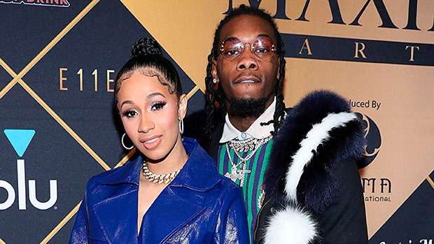 Cardi B & Offset: Leaked Texts Suggest He May Have Tried To Arrange A Threesome With 2 Other Women