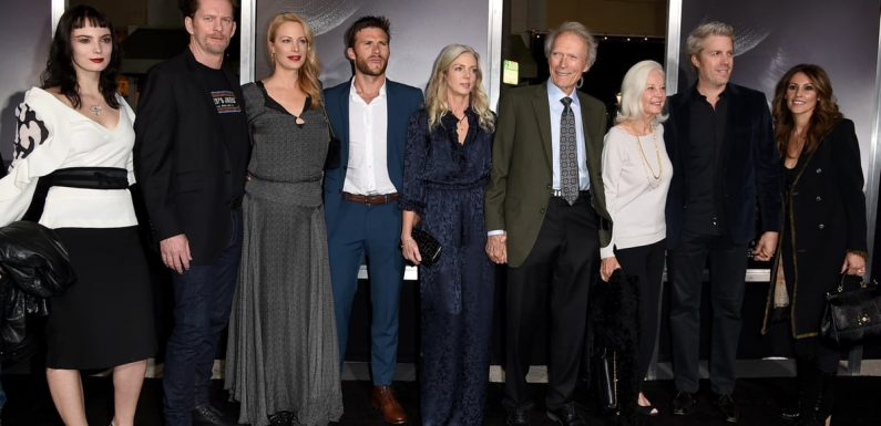 Clint Eastwood's Beautiful Family Steps Out in Full Force For His Big Movie Premiere