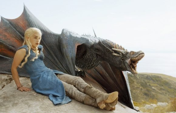 Trace The Mythology Of The Dragons In 'Game Of Thrones' To This English Classic