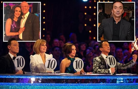 Secrets of the Strictly judges revealed as they prepare for the final