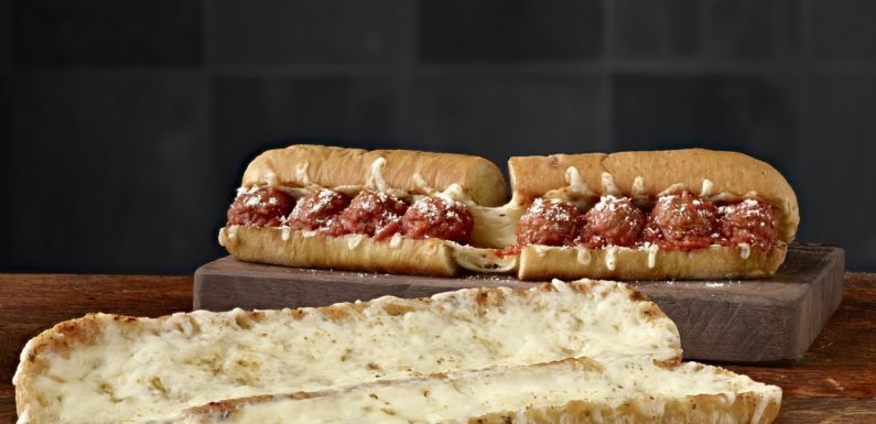 Subway Just Launched CHEESY GARLIC BREAD You Can Put On Any Sandwich
